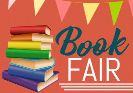 Annual Book Fair April 17-18th
