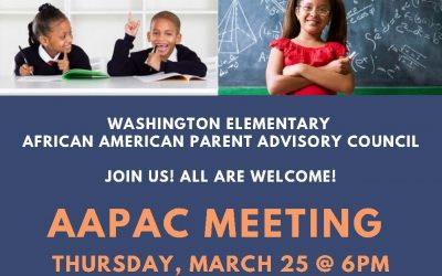 AAPAC Meeting – Mar 25 – 6pm