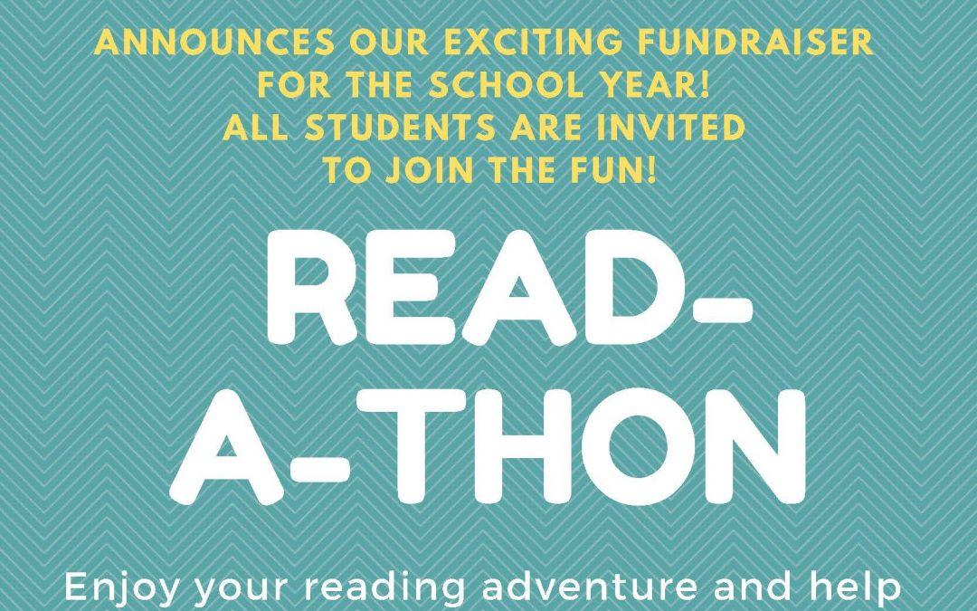 Read-a-thon April 2-18!